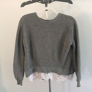 3 for $30 Monteau Grey size XL sweater